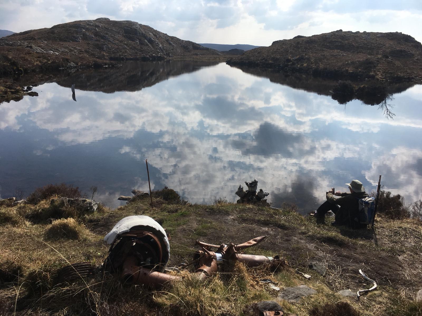 Loch reflections